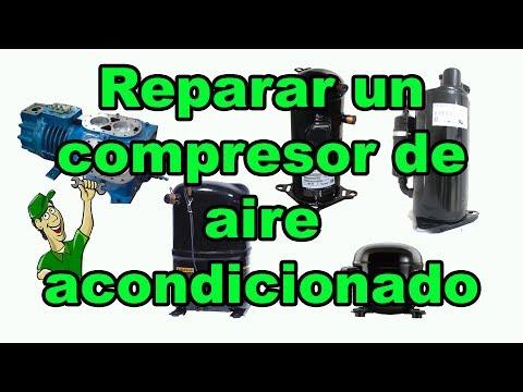 Reparar Un Compresor De Aire Acondicionado thumbnail