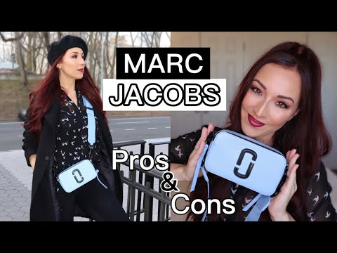 Marc Jacobs/The Snapshot-Pros And Cons