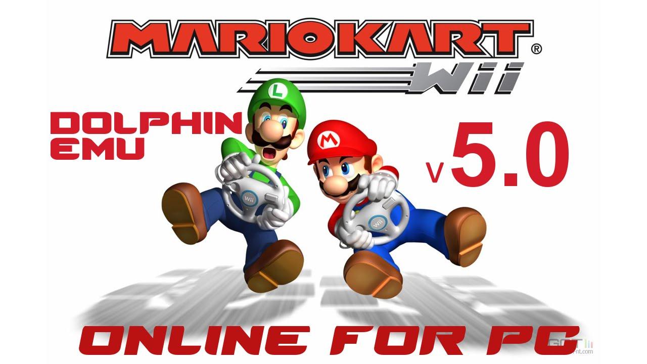 mario kart games emulator online