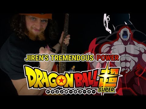 DRAGON BALL SUPER - JIREN'S TREMENDOUS POWER!! (JIREN THEME)    HEAVY METAL COVER