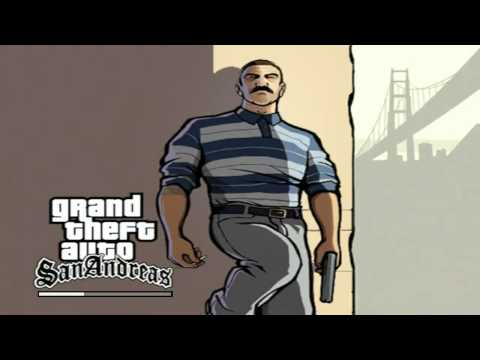 GTA San Andreas – Loading Game