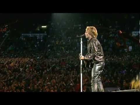 Bon Jovi - Captain Crash & The Beauty Queen From Mars - The Crush Tour Live in Zurich 2000