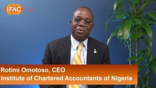 Spotlight on Professional Accountants in Business: Nigeria in Focus