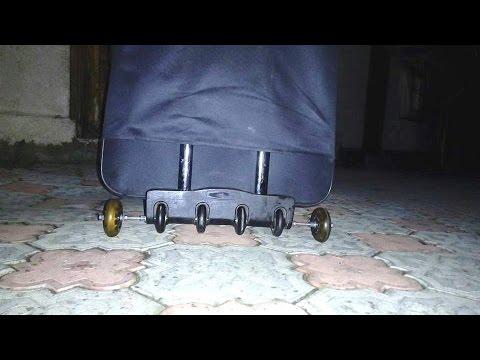 Замена ручки чемодана 5
