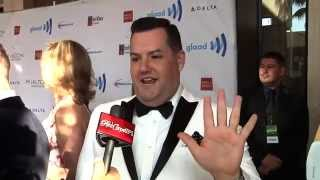 25th Annual GLAAD Media Awards Host Ross Mathews Talks Fashion & LGBT Media Representation