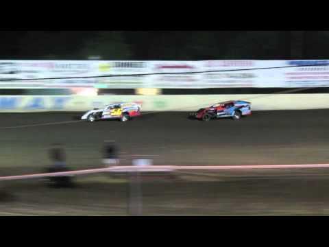 Cowtown Speedway Mods Heat Race