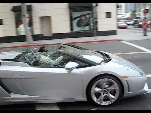 P Diddy Gives Justin Bieber A Lamborghini  Jalopnik