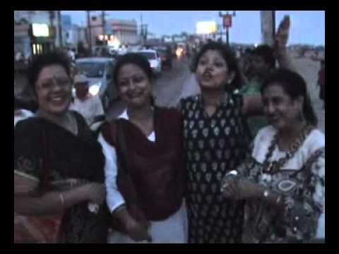 Our Puri tour in 2011