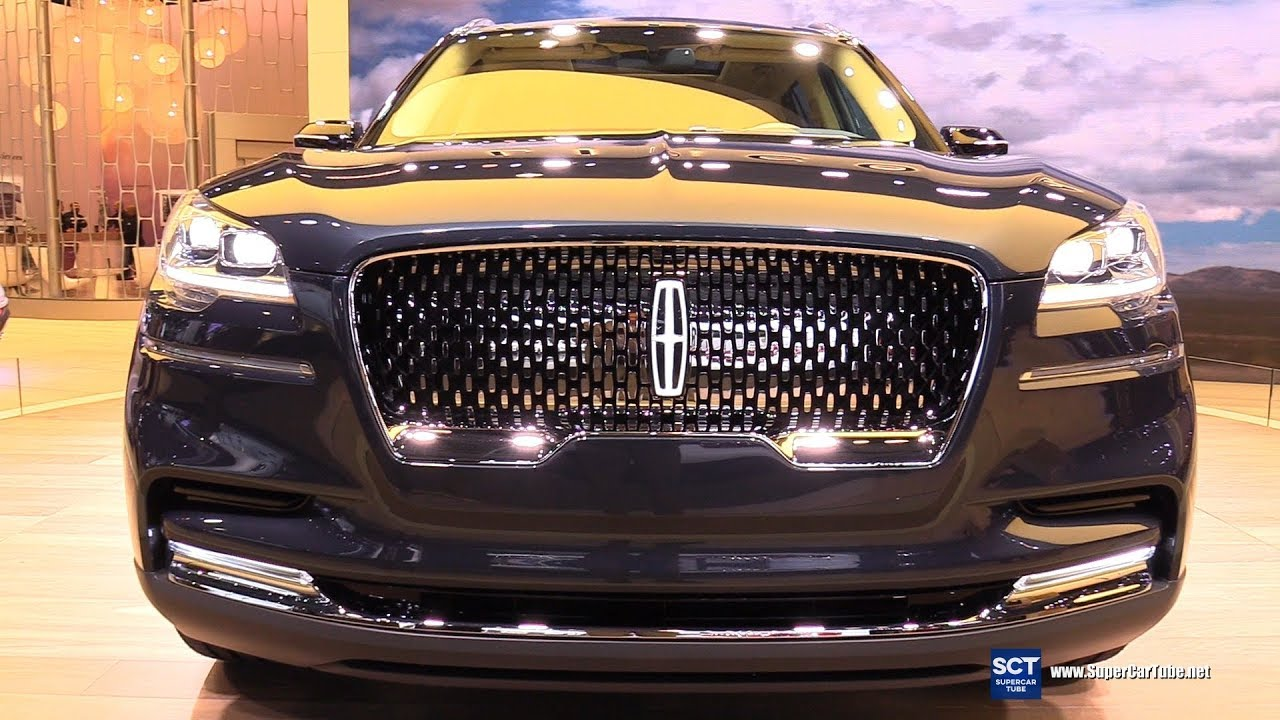 2019 Lincoln Aviator Exterior And Interior Walkaround 2018 New