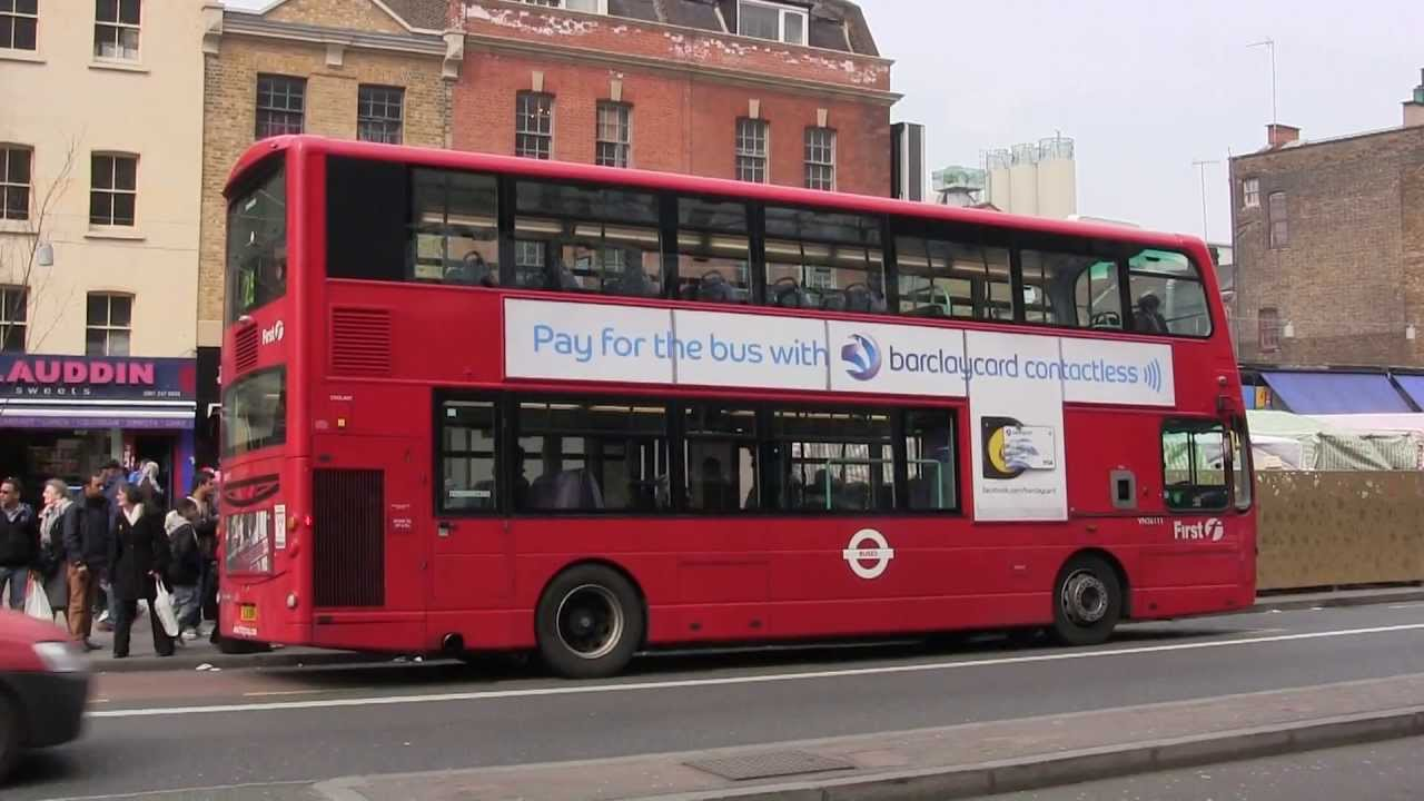 London Bus Route 25 Youtube