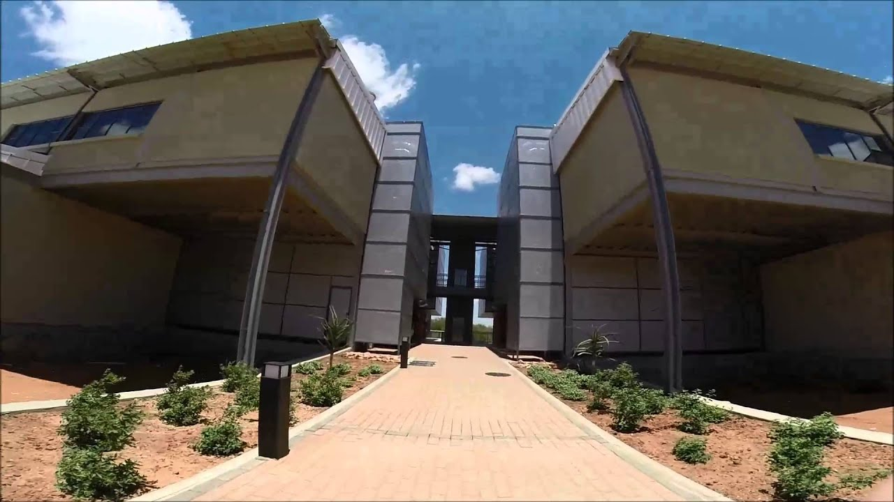 BIUST - Botswana International University of Science and Technology