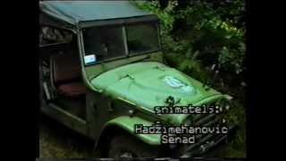Učešće HV-a u Bosni