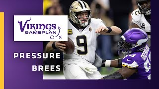 Paul allen is joined by ron johnson and pete bercich to break down the minnesota vikings christmas day matchup with new orleans saints.ap photo#minnesota...