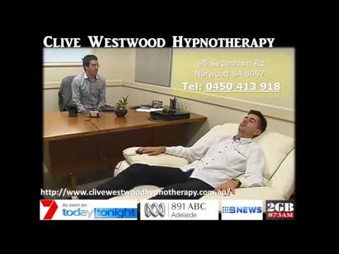 Hypnotherapy Adelaide Deleting irritable bowel syndrome hypnosis Clive Westwood