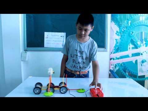 Present โครงงานสิ่งประดิษฐ์เพื่อแม่ ปี 57  ระดับประถม4-6, มัธยมศึกษา
