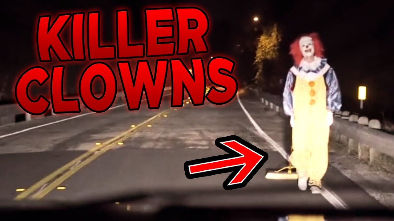 killer clown nrw