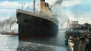 Клип на фильм Титаник - Вся жизнь мгновенье / Clip for the film Titanic - Life is a blink