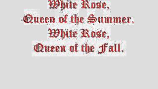 """White Rose"" by Heather Dale (with Lyrics)"