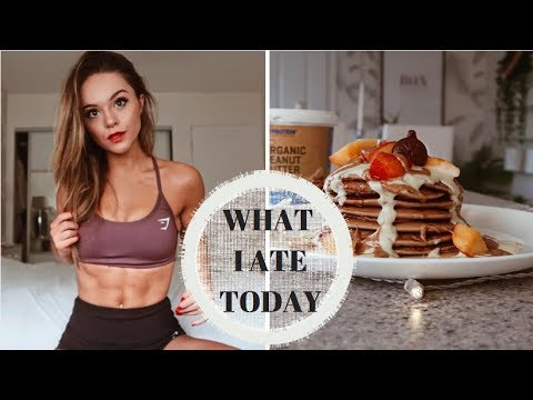 WHAT I ATE TODAY // To stay lean #STEFMAS