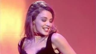 Kylie Minogue - Word Is Out (Live Wogan 1991)