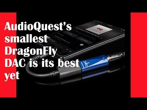 Wowza: AudioQuest's $300 DragonFly Cobalt DAC/headphone amplifier