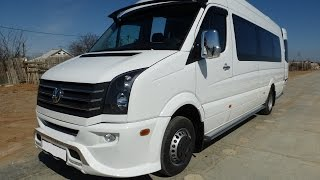 Заказать микроавтобус в Красноярске.