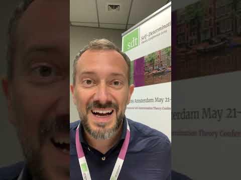 Despre motivatie la conferinta SDT 2019 - lectiile mele dupa prima zi: