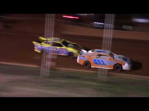 Winder Barrow Speedway Stock 4 A's Feature Race 3/17/18 - dirt track racing video image