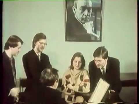 Класс Сергея Доренского. Декабрь 1985 года