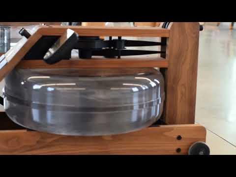 Waterrower rental - Hear the WaterRower