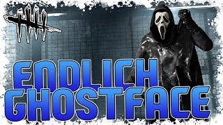 Ghostface ist endlich live - Dead by Daylight Gameplay Deutsch German - Ghostface Chapter Release