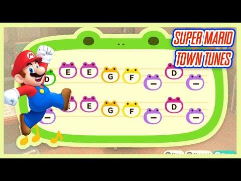Animal Crossing New Horizons: Super Mario Town Tunes