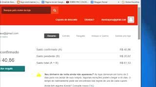 COMPRAS PELA INTERNET DESCONTOS E DINHEIRO DE VOLTA COMPROVADO