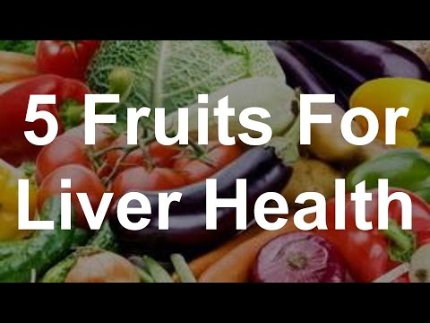 5 Fruits For Liver Health - Foods That Help Liver Health