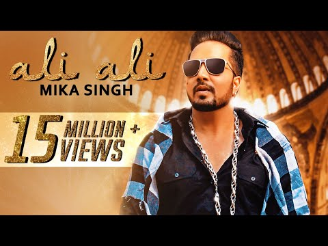 Ali Ali  Full Song    Mika Singh  Music & Sound  Balaji Rao  Latest Hindi Songs 2017