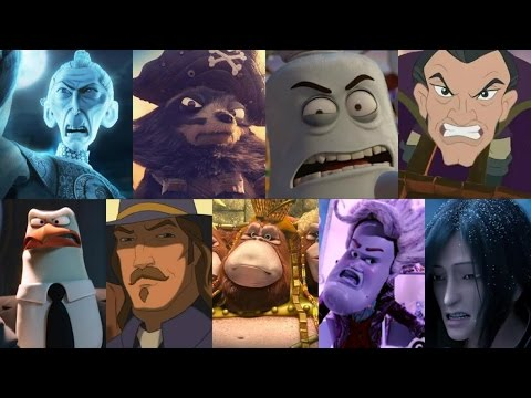 Defeats of my Favorite Animated Non Disney Movie Villains Part XVII