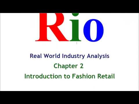 CIMA Strategic Case Study - February 2016 - Industry Analysis sample - Rio
