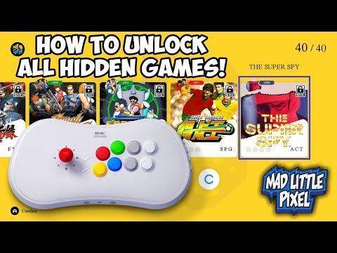 Neo Geo Arcade Stick Pro - YouTube