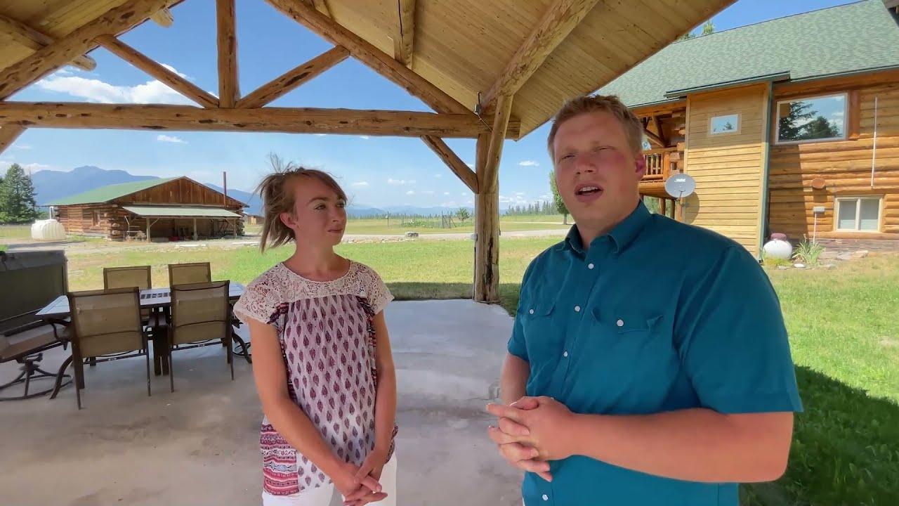Legacy Lodge- AIR BNB RENTAL LIBBY MONTANA-Stay in Meadowlark's Kootenai Chalet