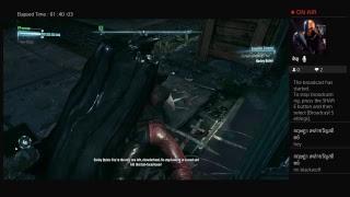 (ps4) batman arkham knight new game plus