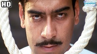 Climax Scene 'The Legend Of Bhagat Singh' - Ajay Devgan, Amrita Rao - Best Patriotic Movie