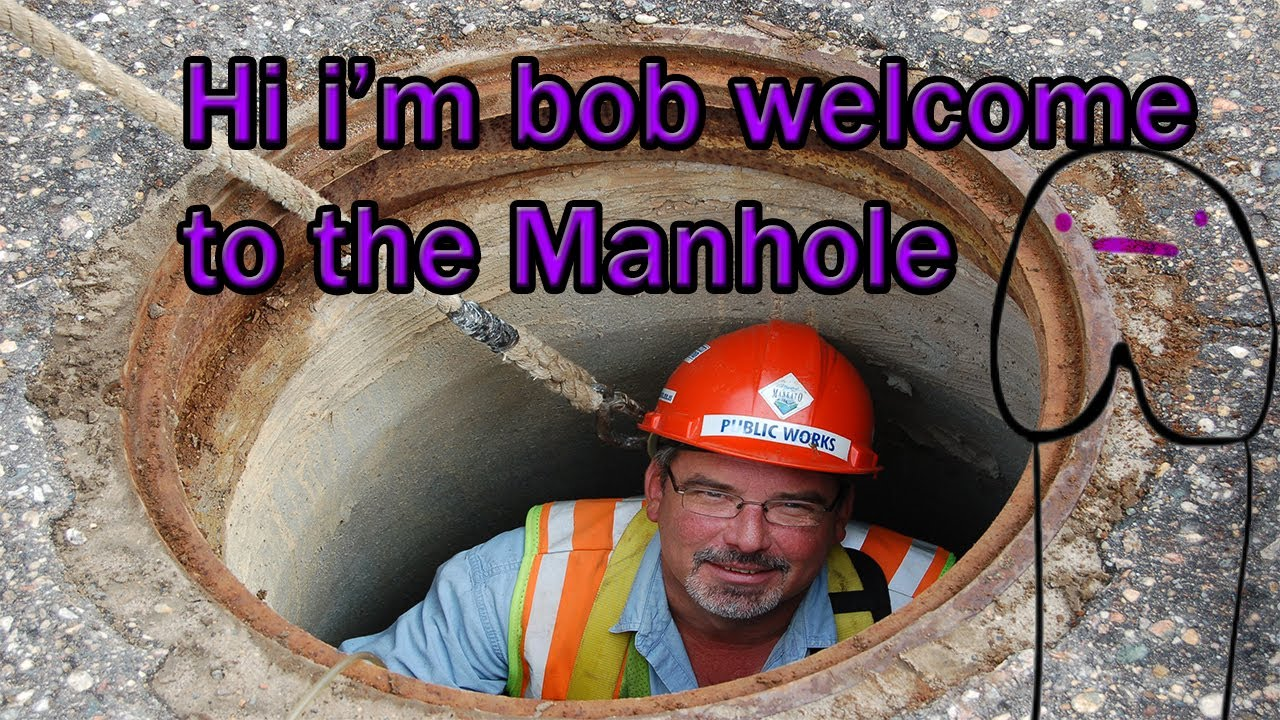 Manhole gay chat line