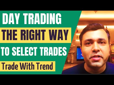 HOW TO TRADE SECTOR AND STOCKS (DAY TRADING) 💹