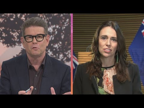 Wellbeing budget to 'top ambulances at the bottom of the cliff' – Ardern
