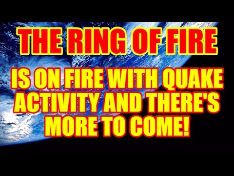NIBIRU CHANNEL - THE RING OF FIRE IS ON FIRE JULY 21th, 2017