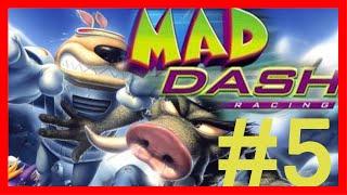 Mad Dash Racing: Level 5 - Mt Magma