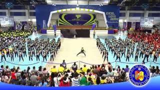 House Servire - SHS-AdC HS Intramurals Dance Palabas 2016 (HD)