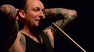 VOLBEAT 16 DOLLARS up close at STARLAND BALLROOM 8/11/11 in HD shot by Bill Baker