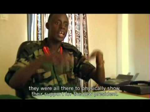 James Kabarebe - Rwandan Minister of Defense - Speaks of the days he was DRC Army Chief of Staff