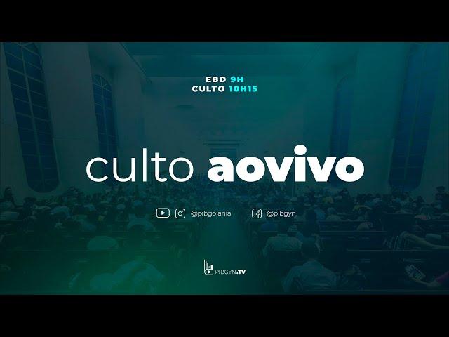 Culto Matutino  - 11/04/2021